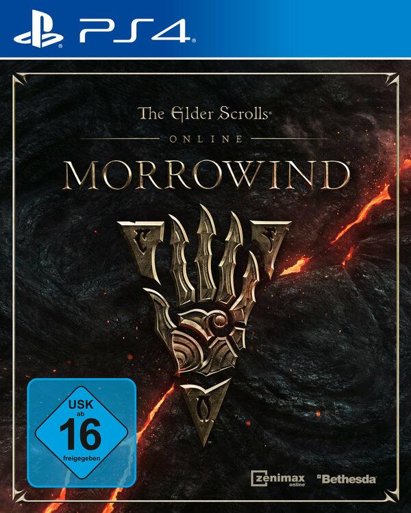 The Elder Scrolls Online: Morrowind Playstation 4 Bild