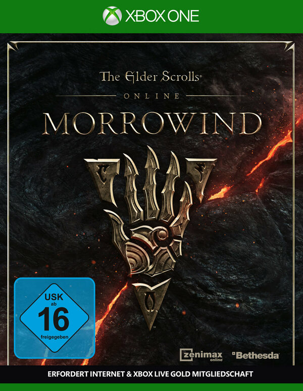 The Elder Scrolls Online: Morrowind XBox One Bild