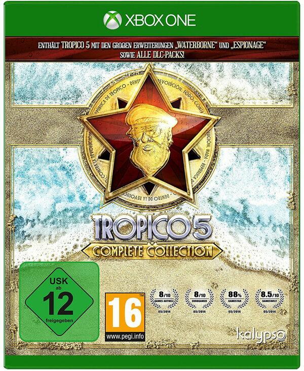 Tropico 5 - Complete Collection XBox One Bild