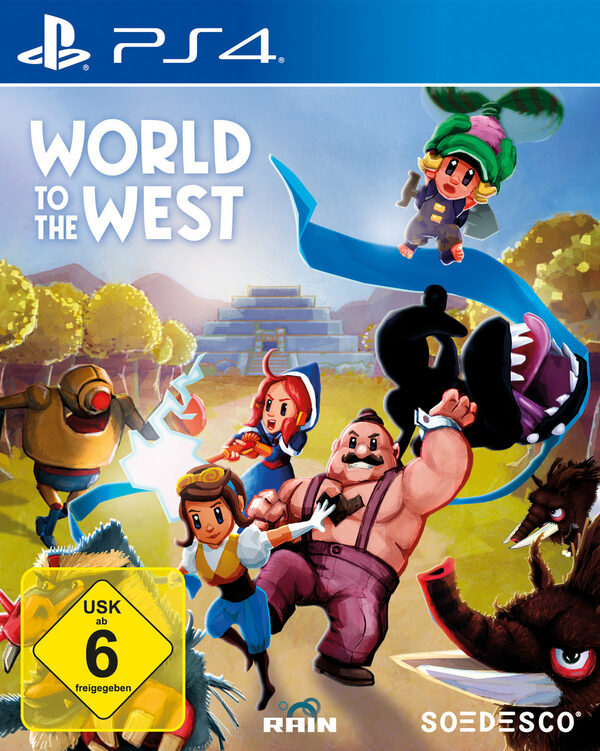 World to the West Playstation 4 Bild