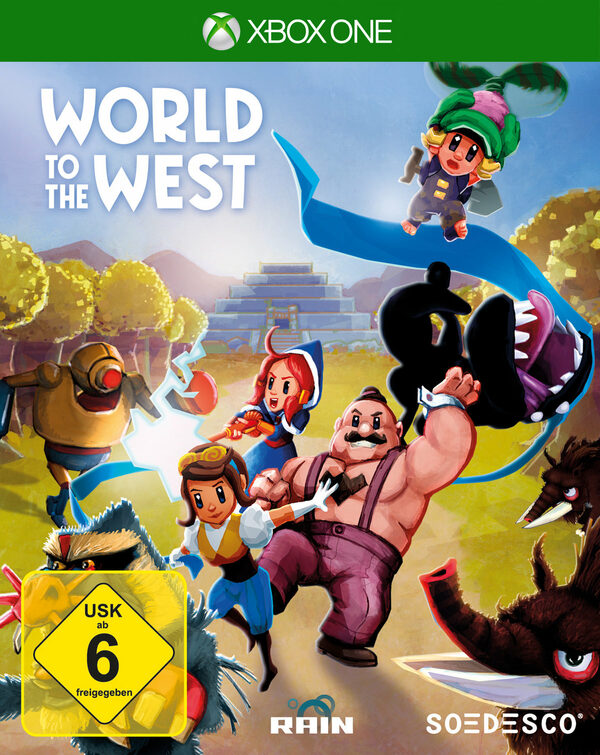 World to the West XBox One Bild
