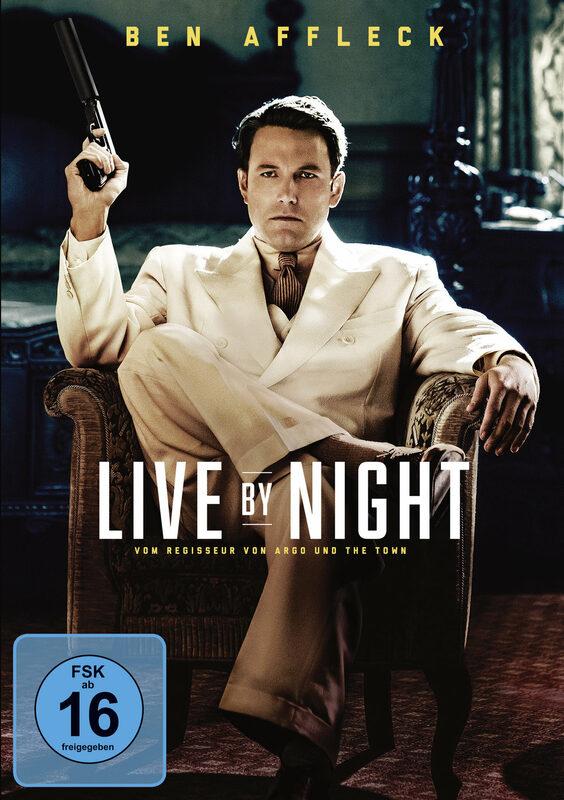 Live By Night DVD Bild