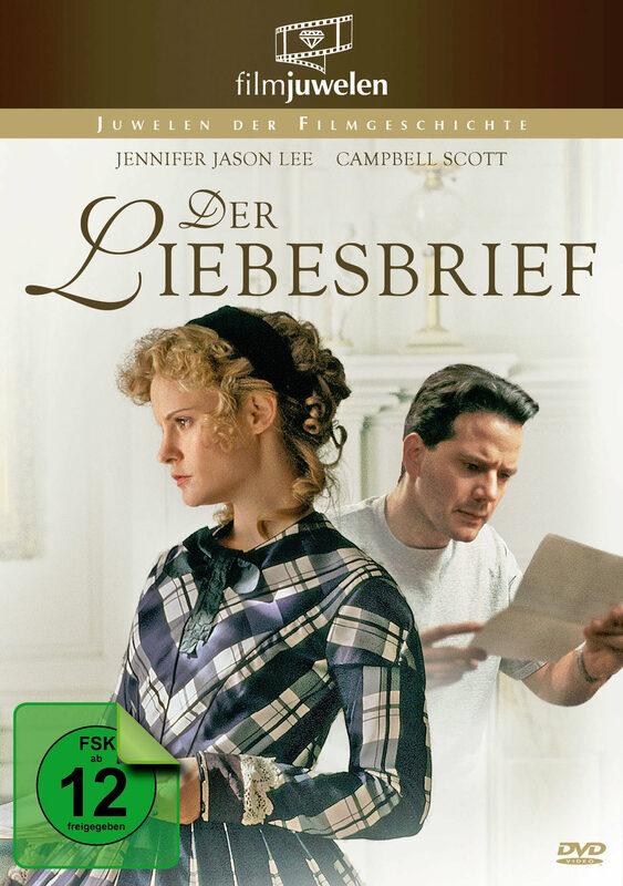 Der Liebesbrief DVD Bild
