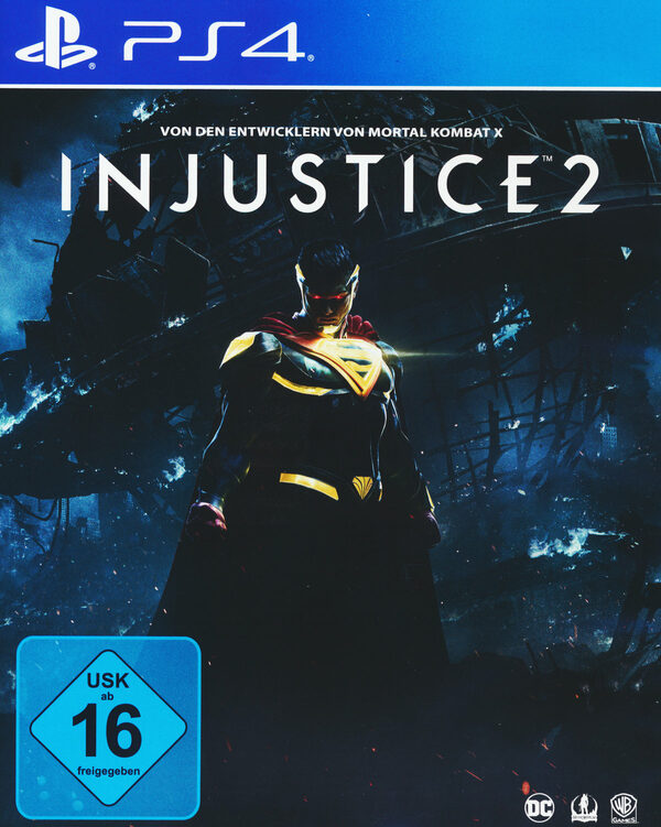Injustice 2 Playstation 4 Bild