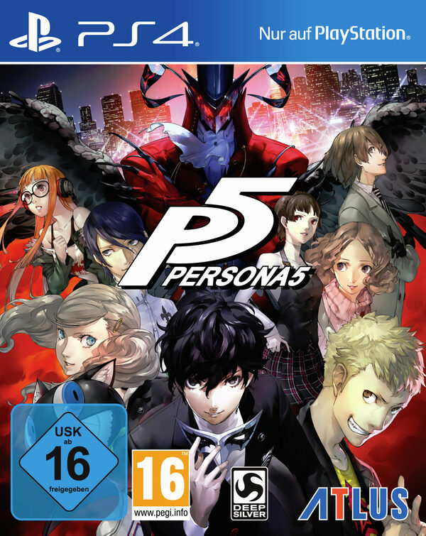 Persona 5 Playstation 4 Bild