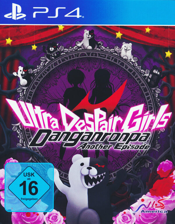 Danganronpa - Another Episode Playstation 4 Bild