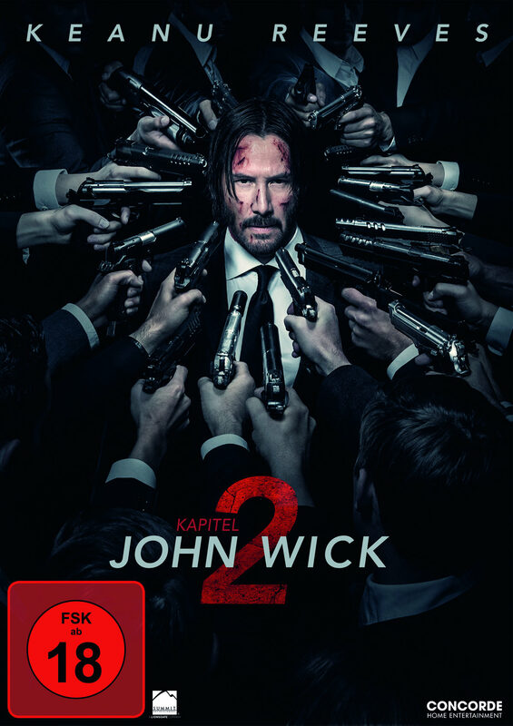 John Wick: Kapitel 2 DVD Bild