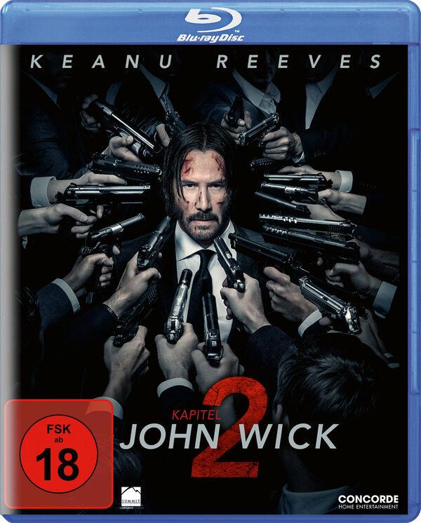 John Wick: Kapitel 2 Blu-ray Bild