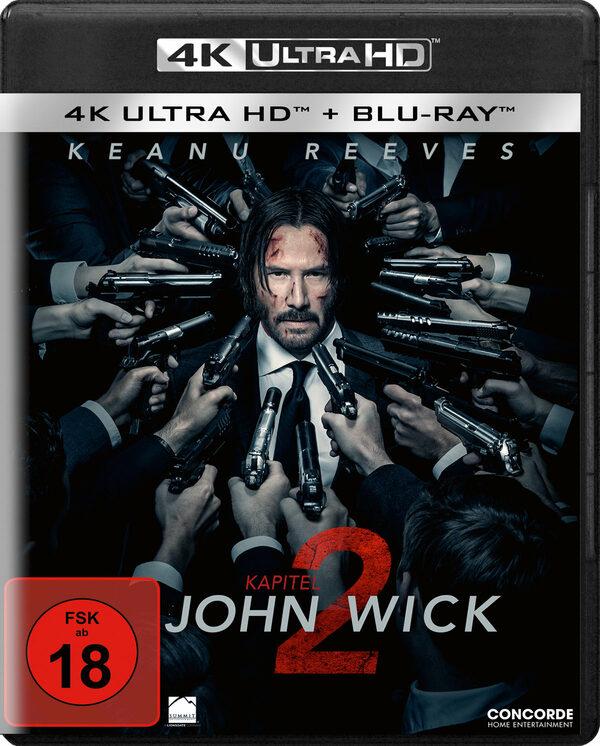 John Wick: Kapitel 2  (+ BR) Blu-ray Bild