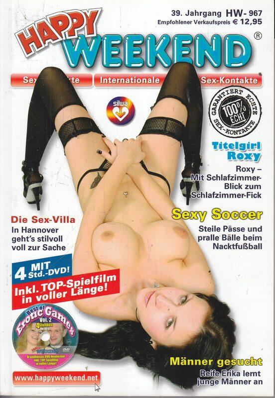Happy Weekend Nr. 967 + DVD DVD-Magazin Bild