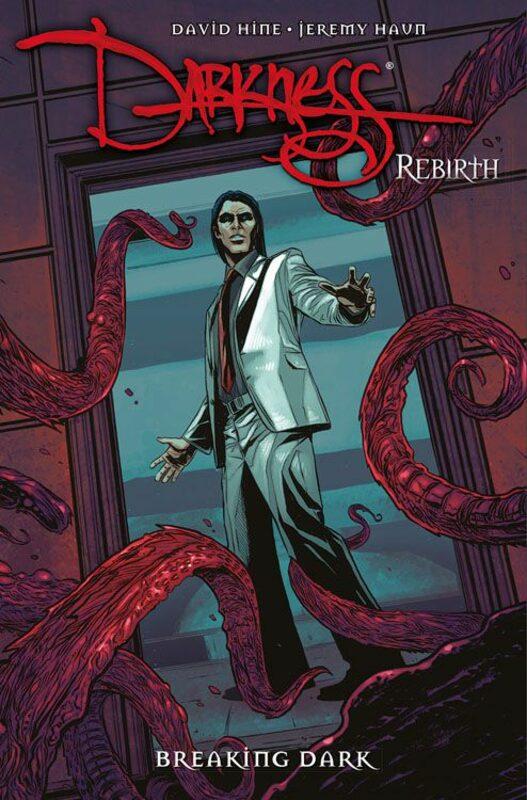 Darkness - Rebirth 2 Comic Bild