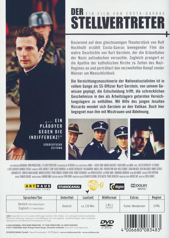 Der Stellvertreter Film Stream