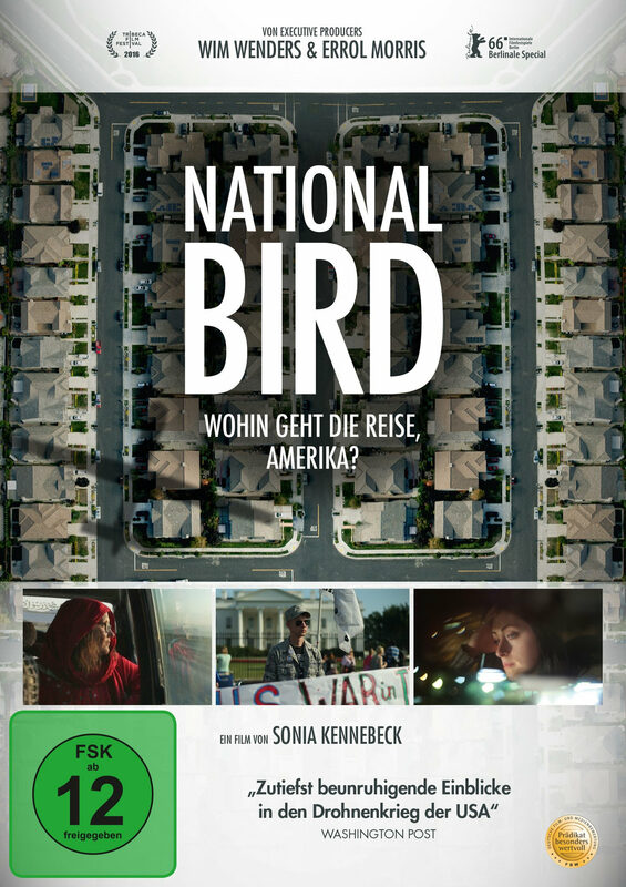 National Bird DVD Bild