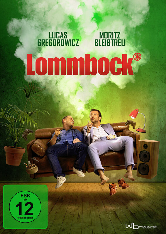 Lommbock DVD Bild