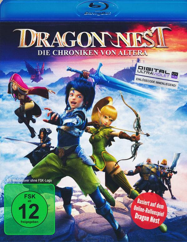 Dragon Nest - Die Chroniken von Altera Blu-ray Bild