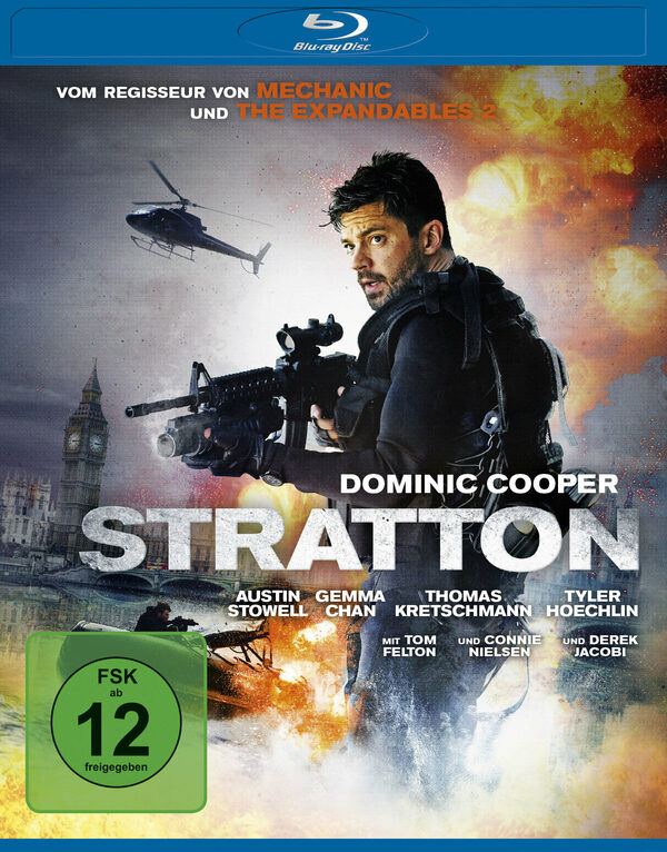 Stratton Blu-ray Bild