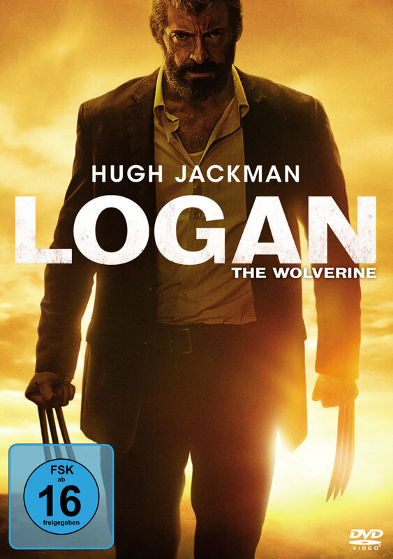 Logan - The Wolverine DVD Bild