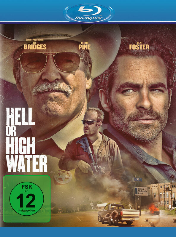 Hell or High Water Blu-ray Bild