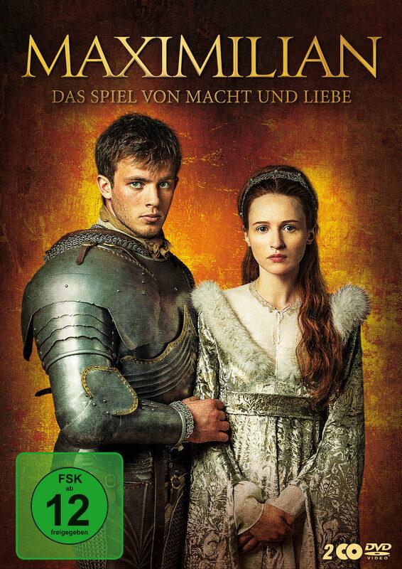 Maximilian - Das Spiel von Macht und Liebe DVD Bild