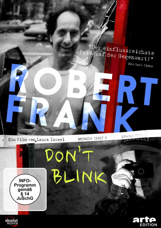 Robert Frank - Don't Blink DVD Bild