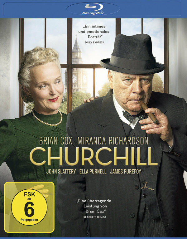 Churchill Blu-ray Bild