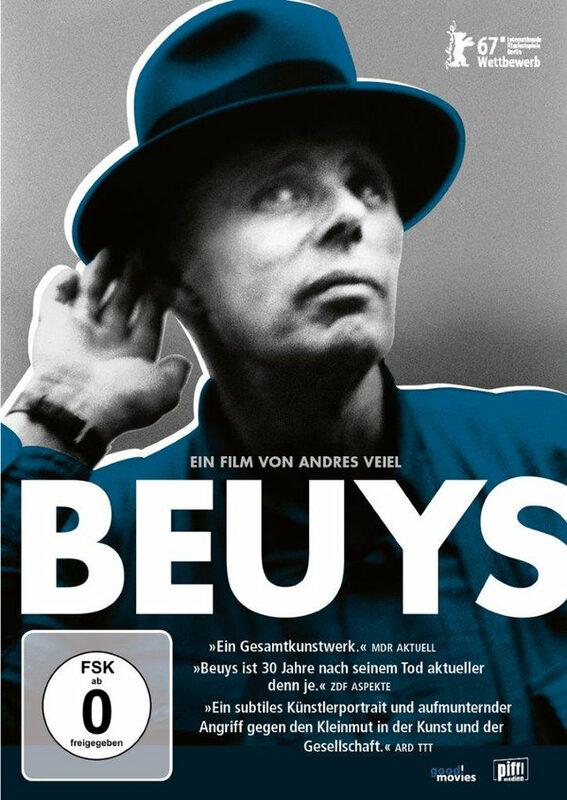 Beuys DVD Bild