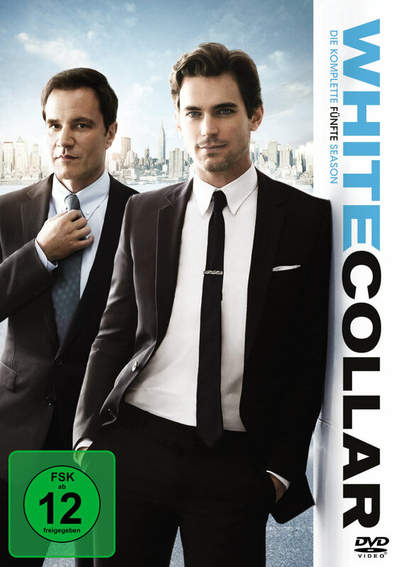 White Collar - Season 5  [3 DVDs] DVD Bild