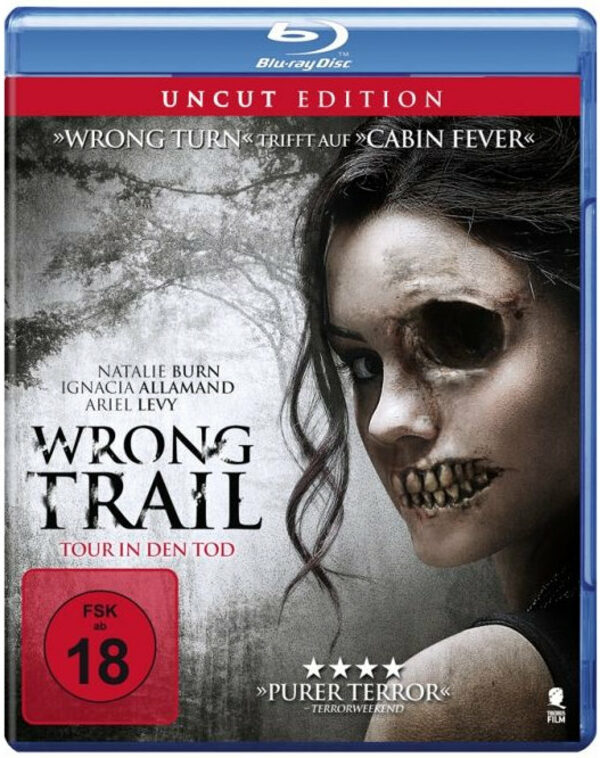 Wrong Trail - Tour in den Tod - Uncut Blu-ray Bild