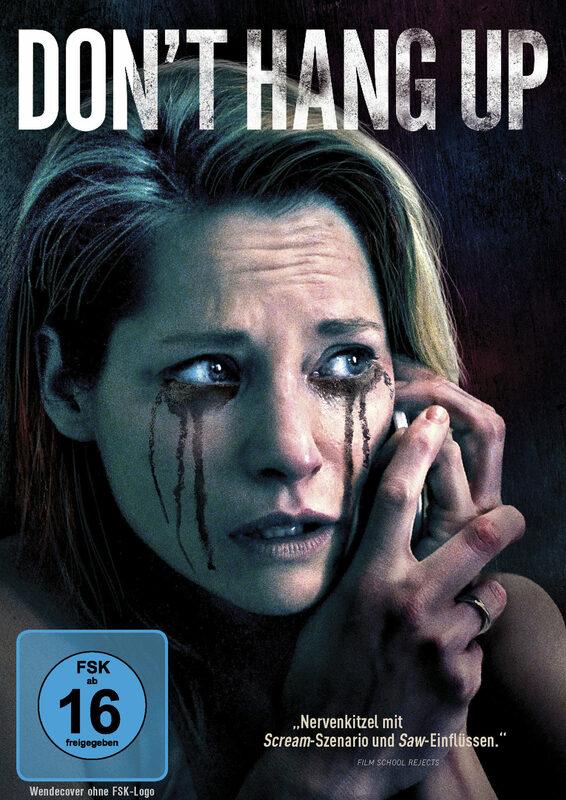 Don't Hang Up DVD Bild