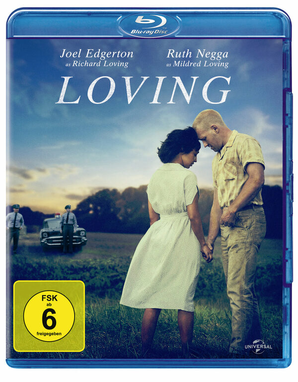 Loving Blu-ray Bild