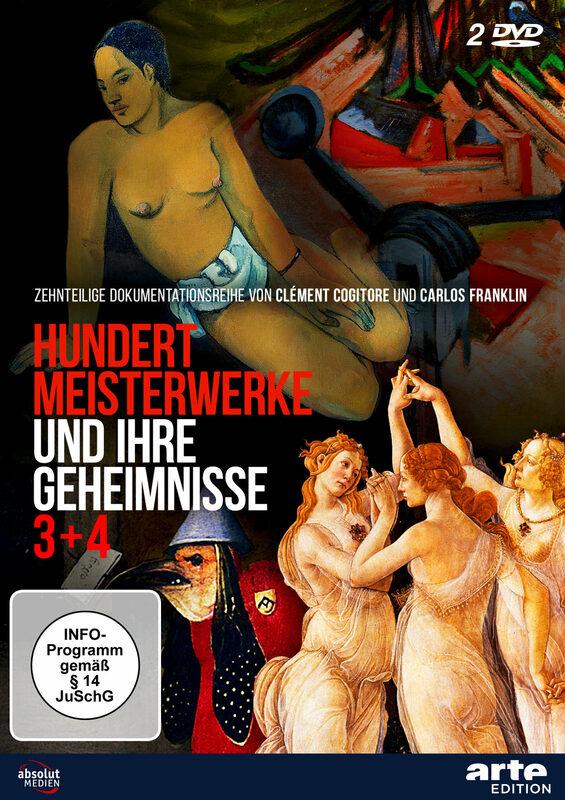 Hundert Meisterwerke und ihre... 3+4  [2 DVDs] DVD Bild