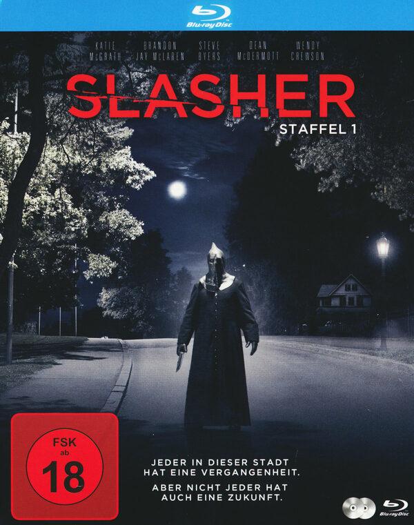 Slasher - Komplette 1. Staffel  [2 BRs] Blu-ray Bild