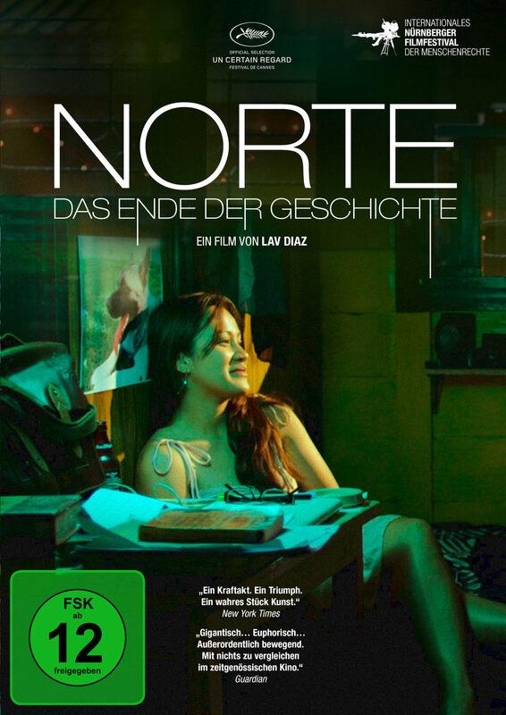 Norte - Das Ende der Geschichte (OmU) DVD Bild