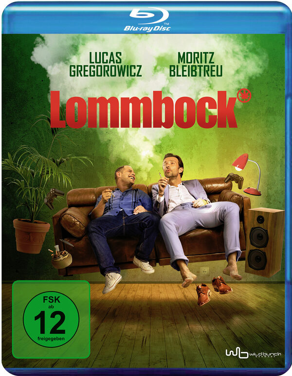 Lommbock Blu-ray Bild