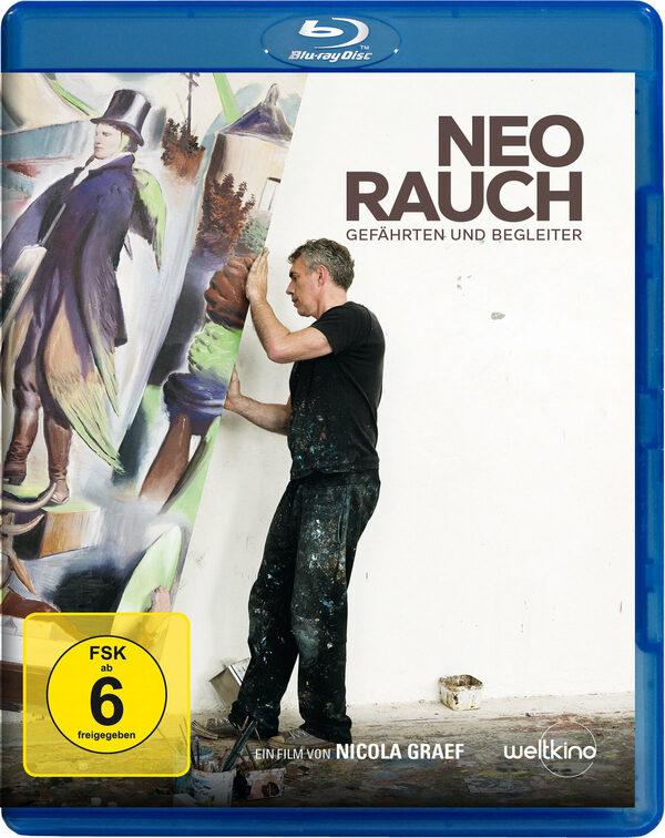 Neo Rauch - Gefährten und Begleiter Blu-ray Bild