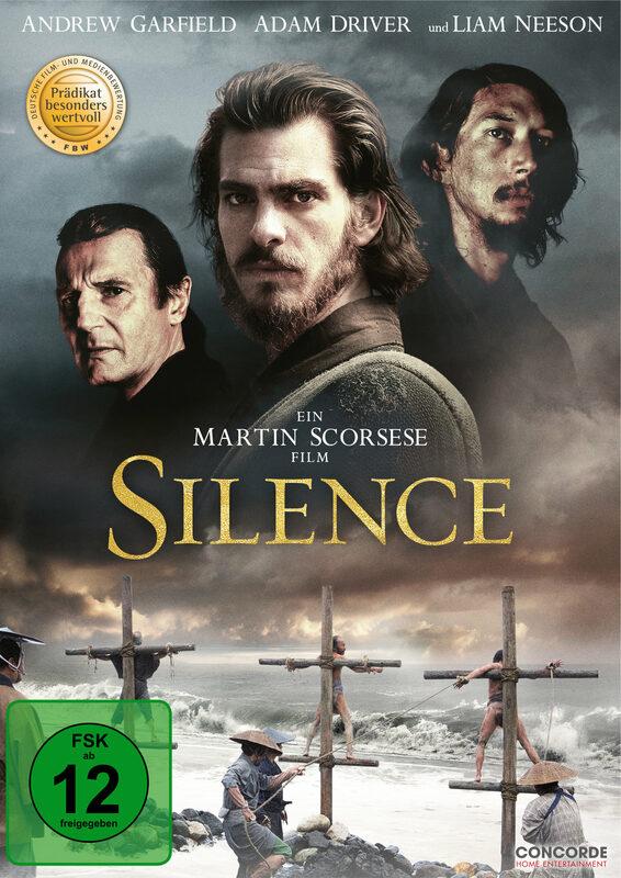 Silence DVD Bild
