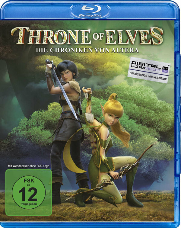 Throne of Elves - Die Chroniken von Altera Blu-ray Bild