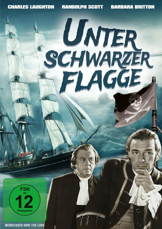 Unter schwarzer Flagge DVD Bild