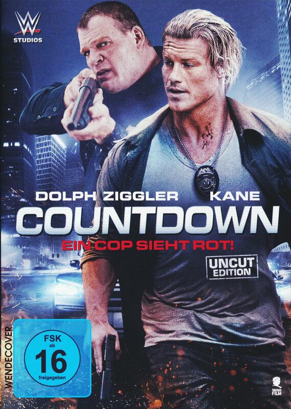 Countdown - Ein Cop sieht rot! - Uncut DVD Bild