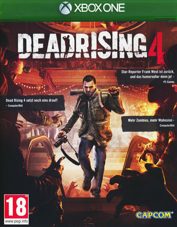 Dead Rising 4 (AT-Version) XBox One Bild