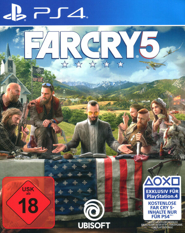 Far Cry 5 Playstation 4 Bild