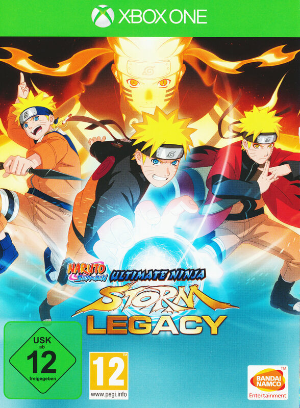 Naruto Shippuden - Ultimate Ninja Storm Legacy XBox One Bild