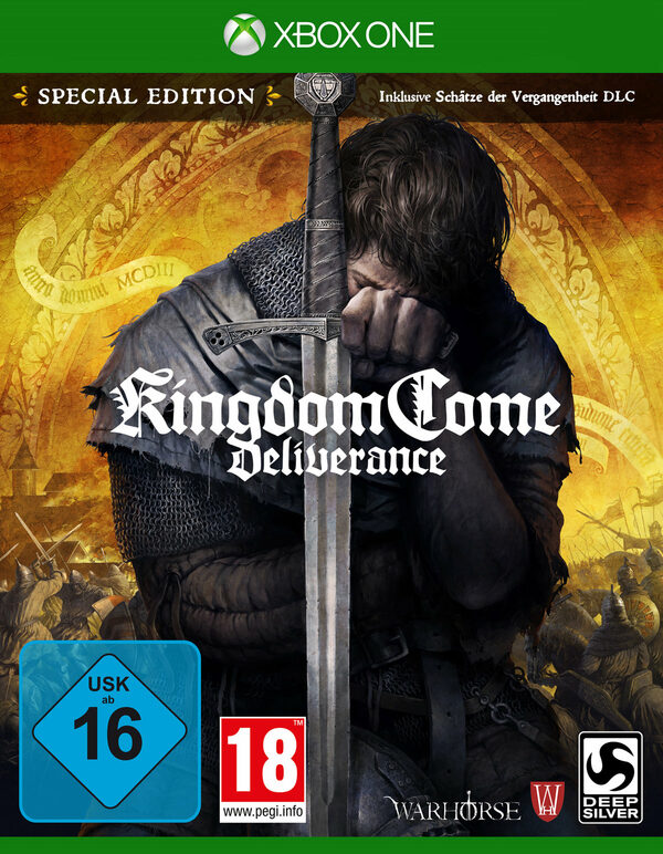 Kingdom Come Deliverance XBox One Bild