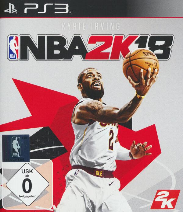 NBA 2K 18 PS3 Bild
