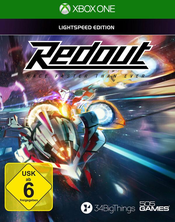 Redout XBox One Bild