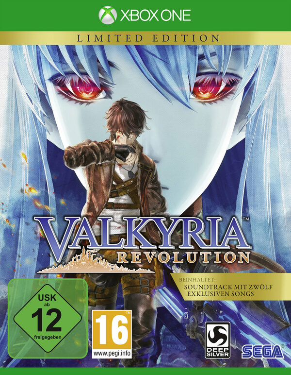 Valkyria Revolution (Day One Edition) XBox One Bild