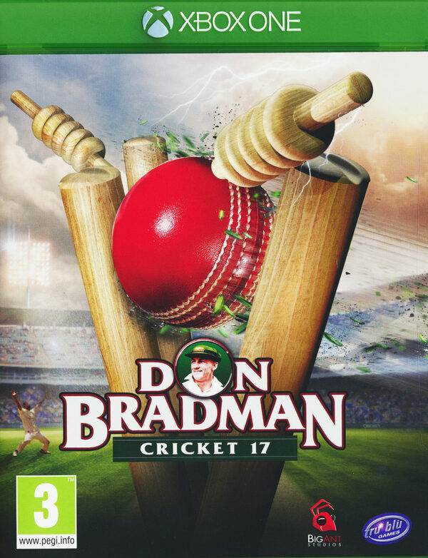 Don Bradman Cricket 17 XBox One Bild