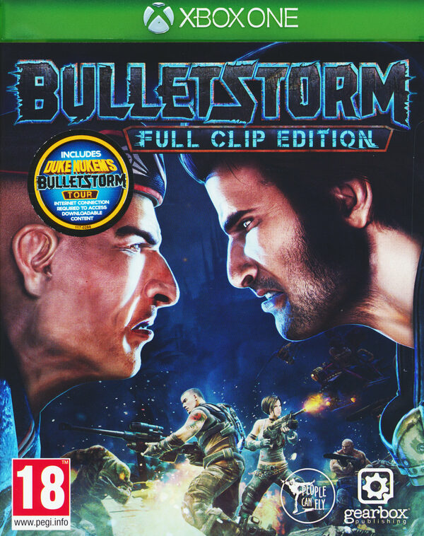 Bulletstorm - Full Clip Edition (PEGI) XBox One Bild