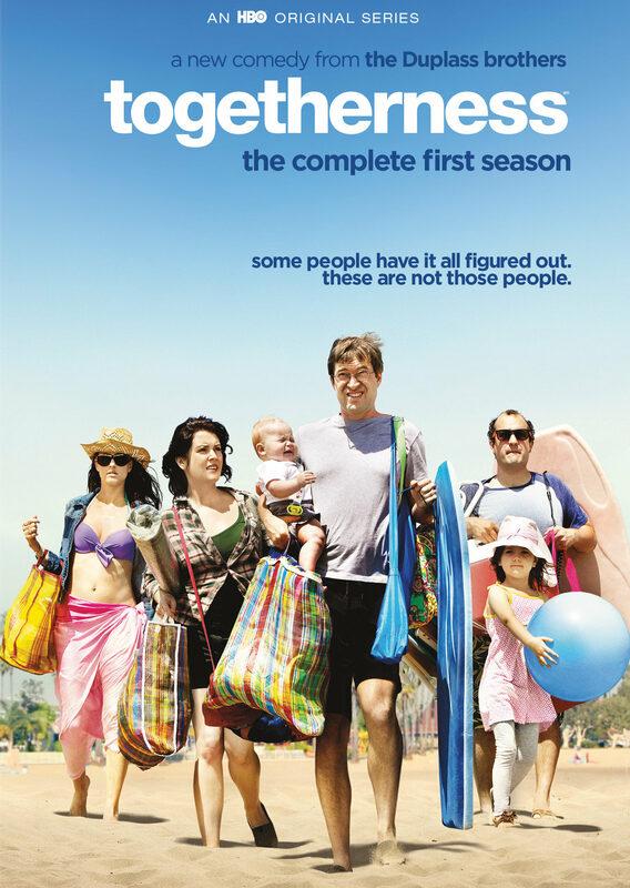 Togetherness - Staffel 1  [2 BRs] Blu-ray Bild