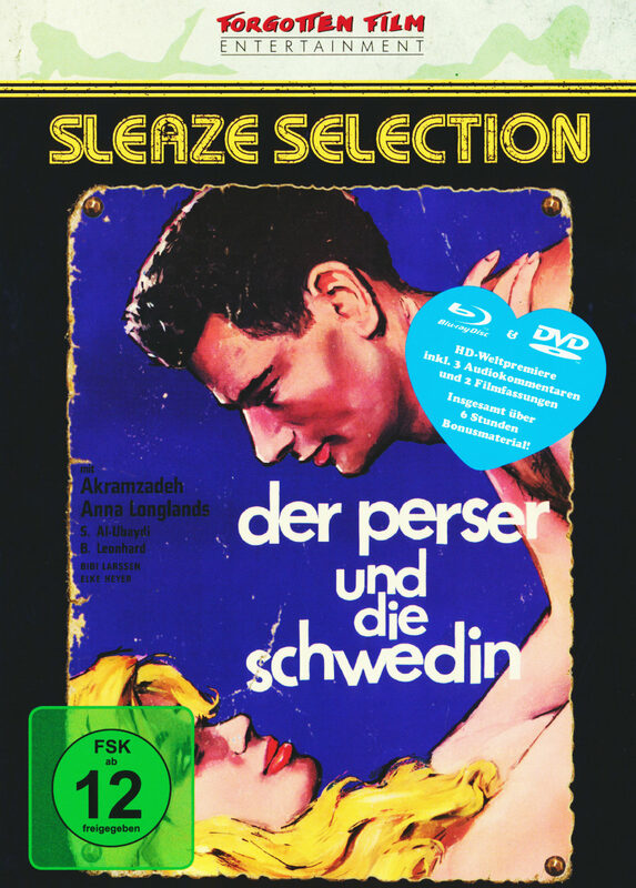Der Perser und die Schwedin  (+ DVD) Blu-ray Bild